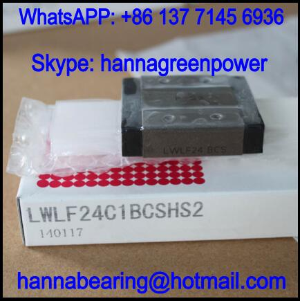 LWLF24 Linear Guide Block / Linear Way 40x44x14mm