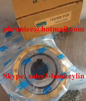 752304K P8-40 Eccentric Bearing 20x68.2x42mm