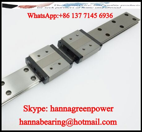 Slider SHW12CR Linear Guide Block 18x30x12mm