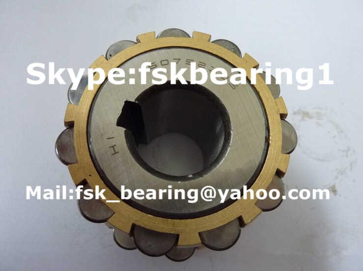 UZ307G1P6 Eccentric Bearing Brass Cage