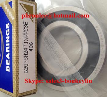 6204PSN24T1XVVC3E Deep Groove Ball Bearing 20x47x14mm