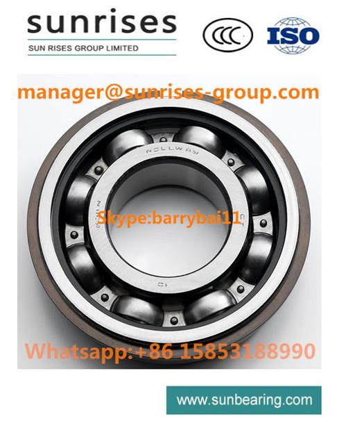 6022 2RS1 bearing 110x170x28mm