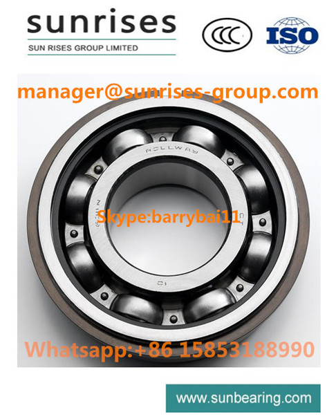 6221 2RS1 bearing 105x190x36mm