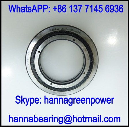 RE50040UUCC0SP5 / RE50040UUCC0S Crossed Roller Bearing 500x600x40mm