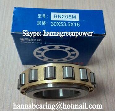 RN204EM Cylindrical Roller Bearing 20x41.5x14mm