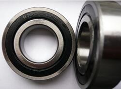 Подшипник 180606 Deep groove ball bearing size 30x72x27mm