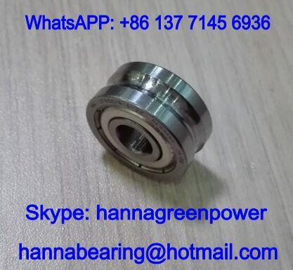 GLA42.10ZZ U-Line Guide Wheel Bearing 12x42x19mm