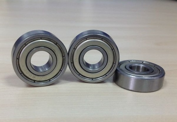 61703X1 open deep groove ball bearings 17×22×4 mm