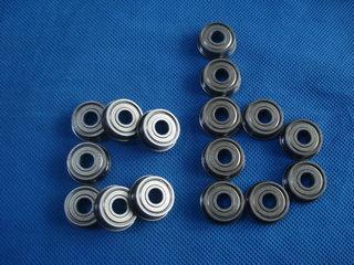 F686ZZ Bearing 6mm*13mm*15mm*5mm