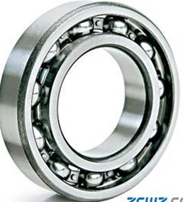 61803 Deep Groove Ball Bearing 17x26x5mm
