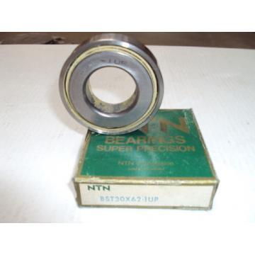 BST30X62-1BP4, 30TAC62BTSULP4, BSA206CG Bearing 30x62x15mm