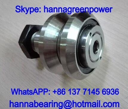RKXR110C V-Line Eccentric Guide Roller Bearing 42x110x135mm