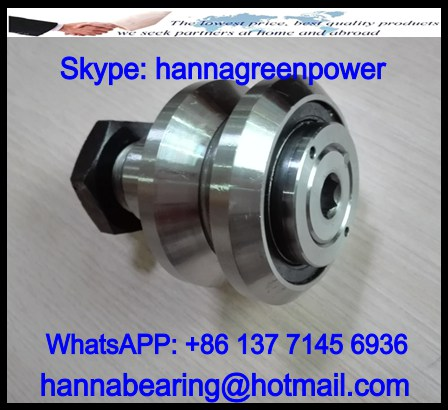 RKYLR 72 Floating Eccentric Guide Roller Bearing 36x72x110mm