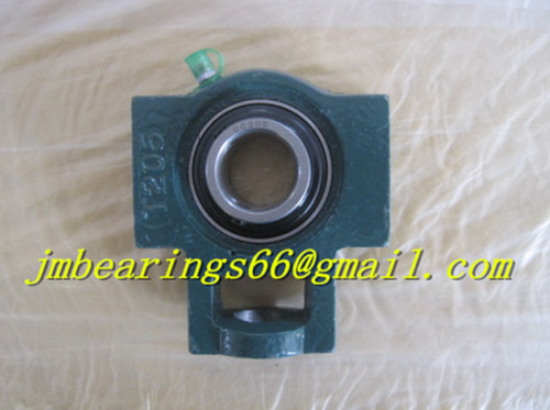 UC206D1 Radial Insert Ball Bearing 30x62x38.1mm