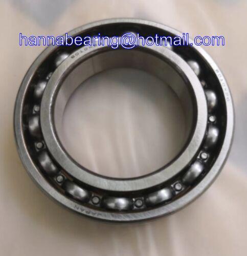 6409-2Z Deep Groove Ball Bearing 45x120x29mm