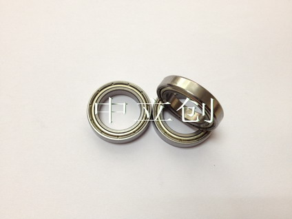 6802 metal shielded 15x24x5mm 6802ZZ bearing