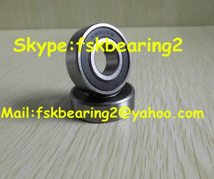 626-2RS Miniature Ball Bearing 6x19x6mm