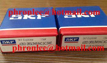6202-2RSLTN9/HC5C3WT Deep Groove Ball Bearing 15x35x11mm