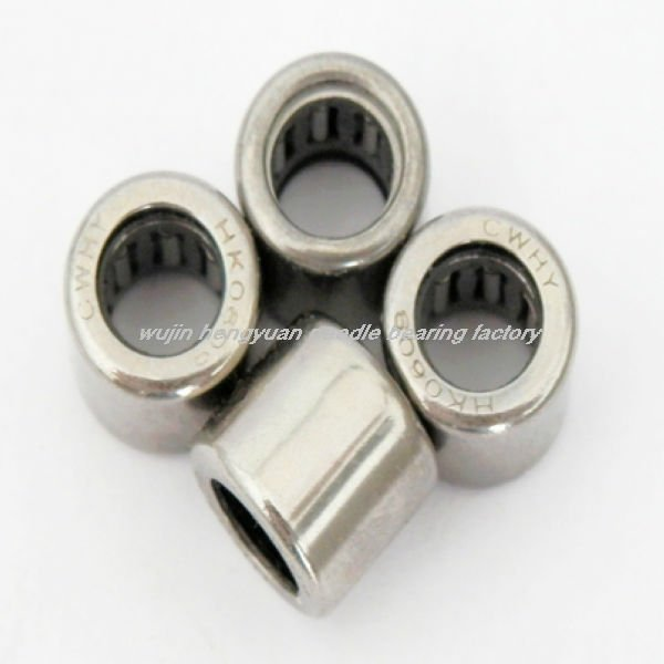 HK0306TN drawn cup needle roller bearing