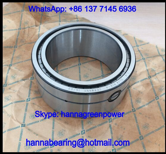 3NCF5916 Triple Row Cylindrical Roller Bearing 80x110x44mm