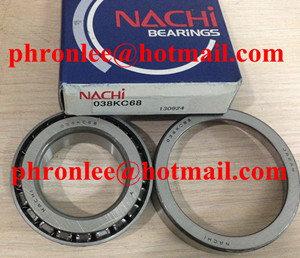038KC68 Tapered Roller Bearing 38.5x68x16.5mm