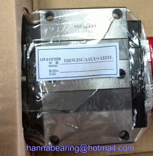HRW21CA1UU Linear Guide Block 37x68x21mm