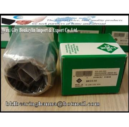 BK3038 Drawn cup needle roller bearing