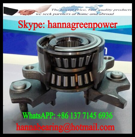 DU38.1068037 Wheel Hub Bearing 38.1x68x37mm