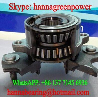 DU38.106837 Wheel Hub Bearing 38.1x68x37mm