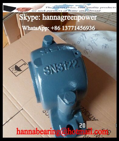 SN324 Split Plummer Block Housing 135x530x320mm