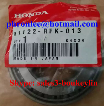CR08A96.1 Tapered Roller Bearing 40x76x15/20mm