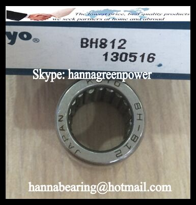 B88 Inch Full Complement Needle Roller Bearing 12.7x17.463x12.7mm