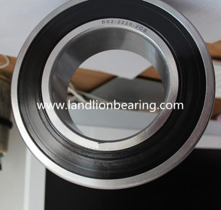 BS2-2219-2RS/VT143 sealed shperical roller bearing 95*170*51mm