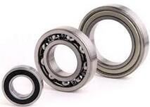 4203-2RS Double Row Ball Bearing Sealed 17x40x16mm