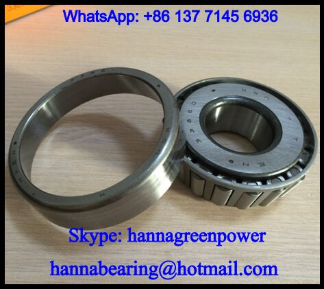32016X-XL Tapered Roller Bearing 80x125x29mm