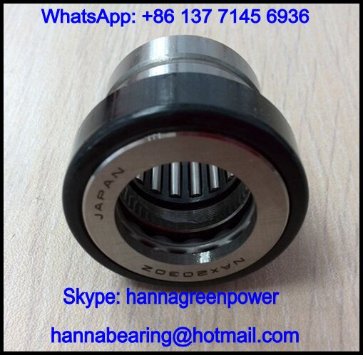 NAXI5040 Needle Roller Bearing with Thrust Ball Bearing 50x85x40mm
