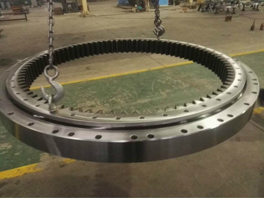 cat330C excavator slewing bearing