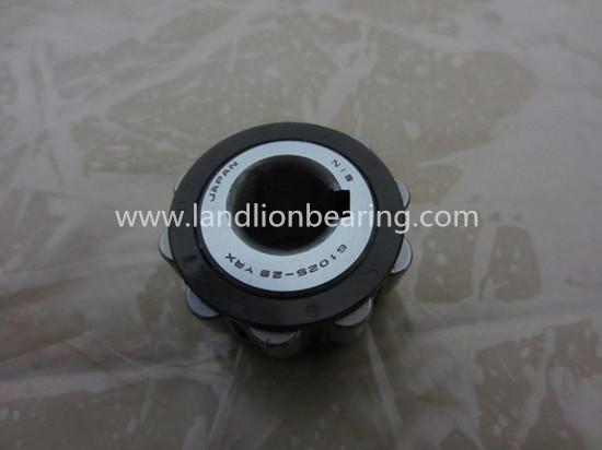 61025-29 YRX eccentric bearing 15×40.5×28