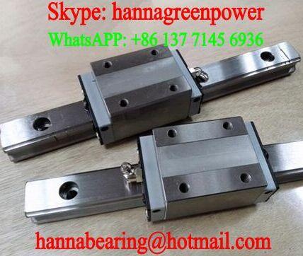 BGCS20BN Linear Guide Block 20x42x28mm