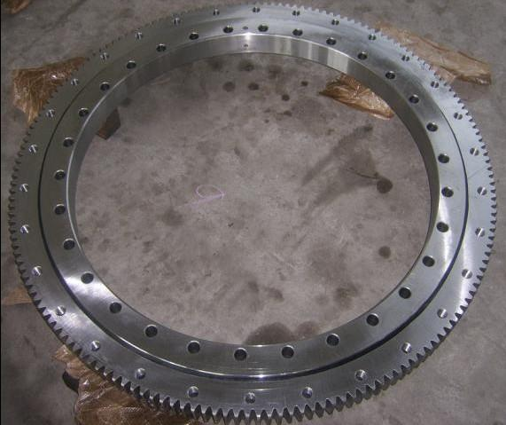 11-200941/1-02162 Four-point Contact Ball Slewing Bearing With External Gear