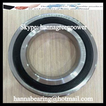7008AC-2RZ-P4-HQ1 Ceramic Angular Contact Ball Bearing 40x68x15mm