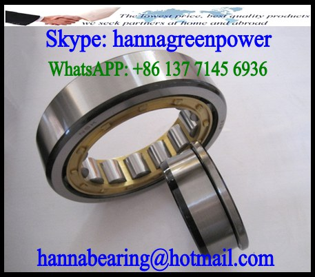 190RJ51 Single Row Cylindrical Roller Bearing 190x300x46mm