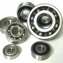 618/6 deep groove ball bearings 6X13X3.5mm
