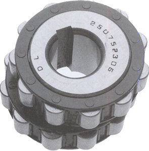 45752202K Overall Eccentric Bearing 15X40X28mm