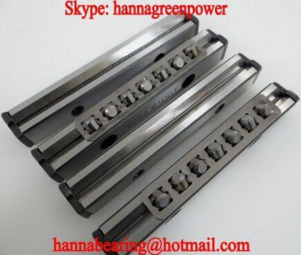 VR3-125Hx17Z Cross Roller Guide 18x125x8mm