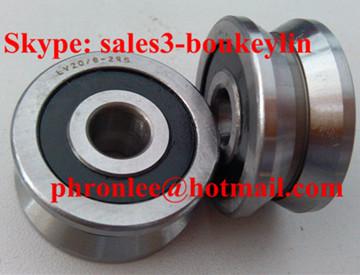 LV204-58ZZ Track Roller Bearing 20x58x25mm