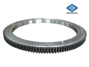 offer slewing bearing for QY-65 crane