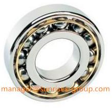 3205A2RS1C3 angular contact ball bearing 25*52*20.6mm