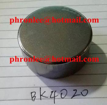 BK0306-TV Needle Roller Bearing 3x6.5x6mm