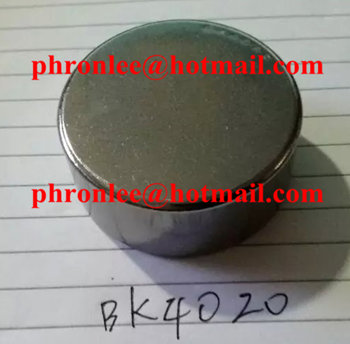 BK1512 Needle Roller Bearing 15x21x12mm